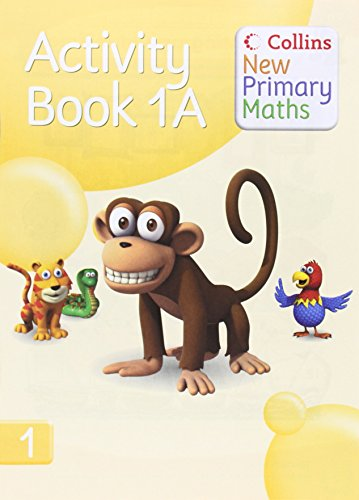 Collins New Primary Maths – Activity Book 1A