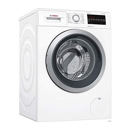 Bosch Serie 6 WAT24419FF machine à laver Autonome Charge avant Blanc 9 kg 1200 tr/min A+++ - Machines à laver (Autonome, Charge avant, Blanc, Boutons, Rotatif, Gauche, LED)