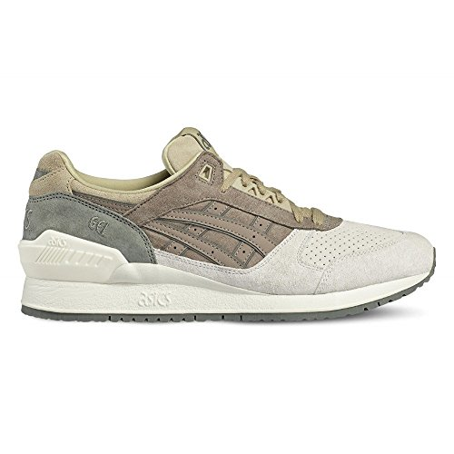 414iKumOcwL. SS500  - Asics - Gel Respector Platinum Collection Taupe Grey - Sneakers Unisex