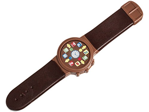 Preisvergleich Produktbild Armbanduhr aus Edelvollmilch-Schokolade 45g