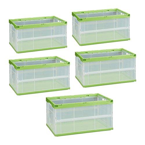 Klappbox Aufbewahrungsbox Transportbox