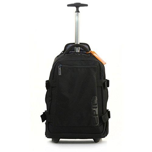 """Epic """"Explorer"""", 54 cm, Trolley-Rucksack small, schwarz, 2 Rollen schwarz"""