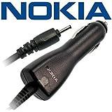 Original Nokia KFZ Auto Ladekabel Ladegerät DC-4 für Nokia 1200, 1208, 1650, 2600c, 2630, 2760, 3109c, 3110c, 3250, 3500c, 3600s, 5030, 5070, 5200, 5220 XM, 5300 XM, 5500 Sport, 5610 XM, 5700 XM, 5800 XM, 6070, 6080, 6085, 6086, 6101, 6103, 6104, 6111, 6112, 6125, 6131, 6136, 6151