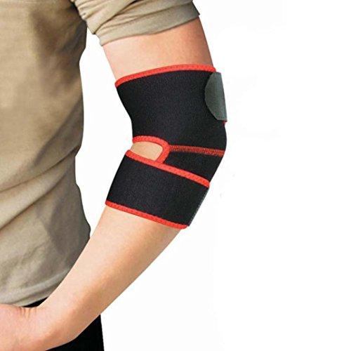 Malloom® Proteja almohadilla para el codo Sobrecarga ajustable del br