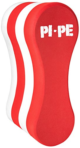 PI-PE Erwachsene Active, Red/White, One Size, 2015-1662-2015-2