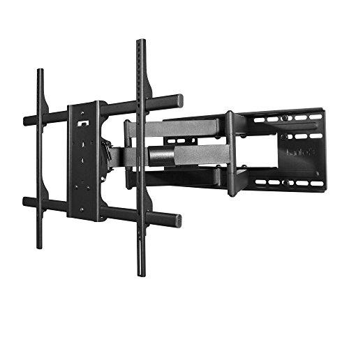 Kanto FMX3 TV Halterung / Wandhalterung für 40 - 90 Zoll Flachbildschirm TV, Schwenkbar, Ausziehbar, Neigbar - Überlegene Qualität und Sicherheit