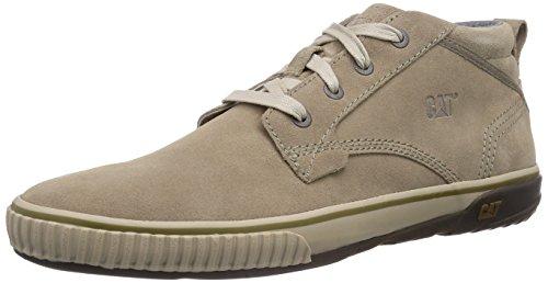 Cat Footwear PRESTIGE MID, Baskets hautes homme - Beige - Beige (MENS SABBIA), 41 EU