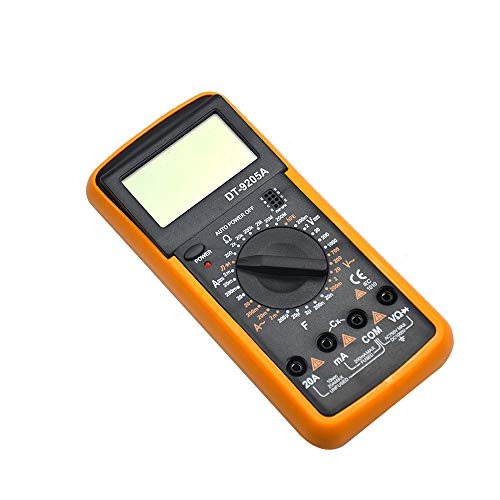 DT-9205A Digitales Multimeter, mit LCD-Display