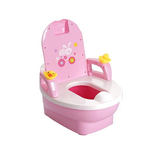 Enfants Toilette- Enfants Toilette Type Tiroir Homme Et Femme Bébé Petit Garçon Rose Dessin Animé Grenouille
