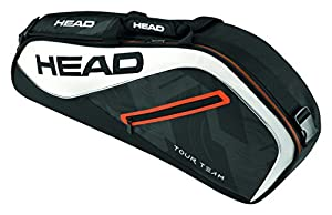 HEAD Tour Team 3r Pro Tennis Racket Bag Review 2018 by HEAD