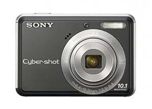 Sony Cyber-shot S930 Digital Camera - Black (10.1 MP, 3x Optical Zoom) 2.4 inch LCD
