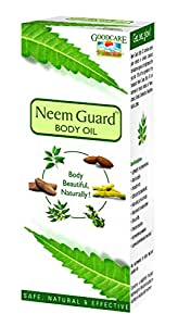 Goodcare Pharma Neem Guard Body Oil - 100 ml