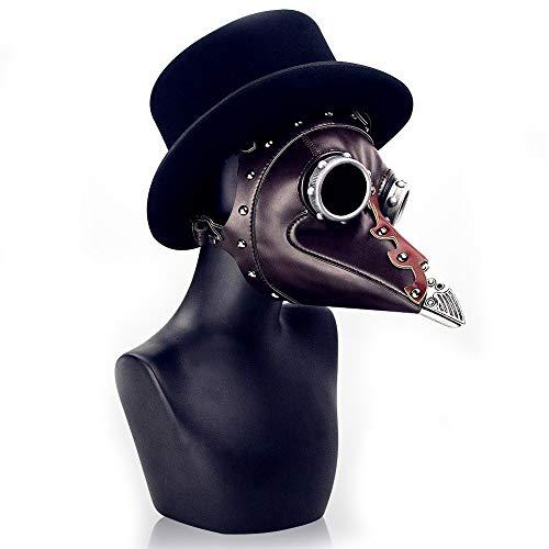 A_Feel Kreative Lange Nase Vogel Halloween Cosplay Masquerade -