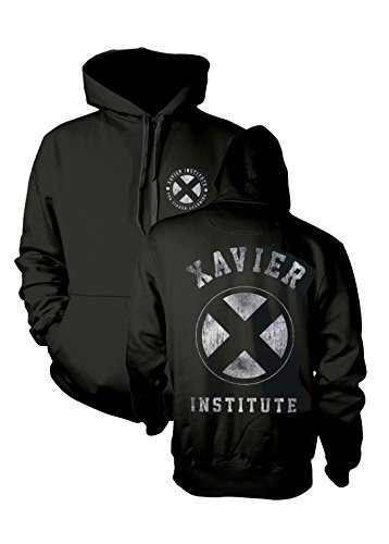 x-men-hooded-sweater-institute-size-s-merchandise-maglioni