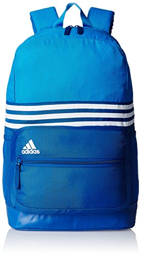 adidas Sports Backpack 3S Stadtrucksack (Farbe: eqt blue s16/white/shock blue s16)