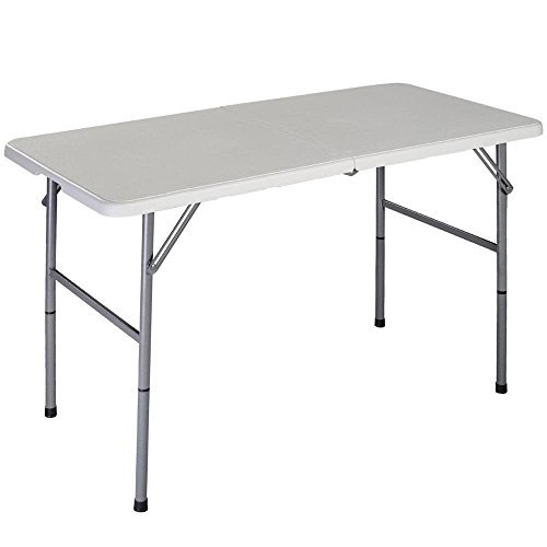 Home Discount® Folding Table 4ft...