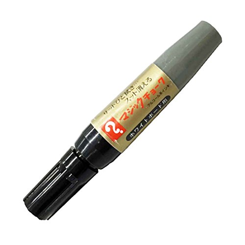 10pcs-pack-b-m620-t1-teranishi-chemical-magic-ink-whiteboard-marker-no620-black-japan-import