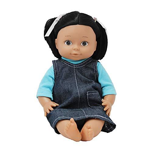 Konstruktive Spiel auseinanderzuhalten mtc-117Ethnic Puppe-Native American Girl (Möbel-american Doll Girl)