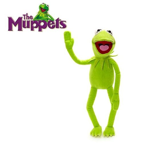 The Muppets Kermit 50cm Soft Plush Toy