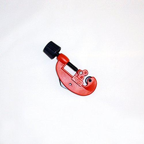 Rohrschneider 3 - 28 mm Rohrabschneider Mini Rohrschneider Entgrater Inch: 1/8″ – 1,1/8″