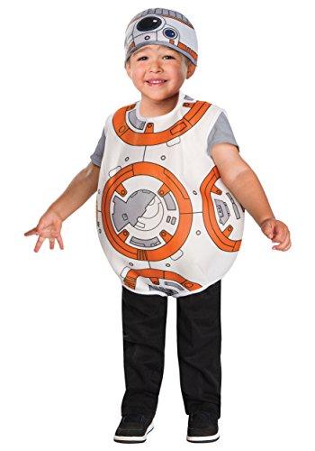 Star Wars Toddler BB-8 Fancy dress costume (Bb 8 Kostüm)