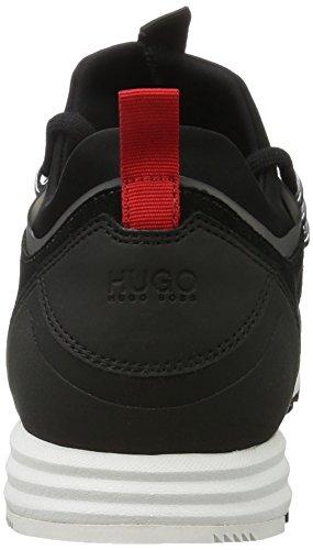 Homme mxsc Noir 10199085 runn 01 Hugo nero Sneakers Bassi Hybrid p0qw8t7