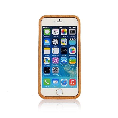 Phone case & Hülle Für IPhone 6 u. 6S, BRITISCHES Flaggen-Muster-trennbarer hölzerner Fall ( SKU : S-IP6G-0336P ) S-IP6G-0336R
