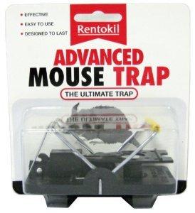Rentokil Advanced Mausefalle aus Kunststoff