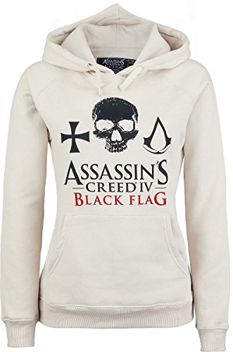 Assassin's Creed IV – Black Flag Felpa donna sabbia