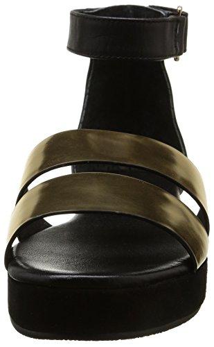 Atelier Mercadal Thalassa, Sandales Femme Or (Corde Or)