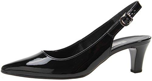 Gabor Fashion, Escarpins Femme Noir (schwarz +Absatz 77)