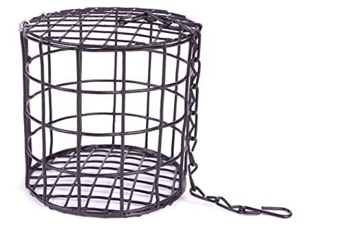 Riesen - Meisenknödelhalter von Pfiffikus   Vogelfutterspender für unsere großen Meisenknödel ohne Netz zum Aufhängen   Knödelhalter Wildvogelfutter   Vogelfutterhaus Futterstation für heimische Vögel