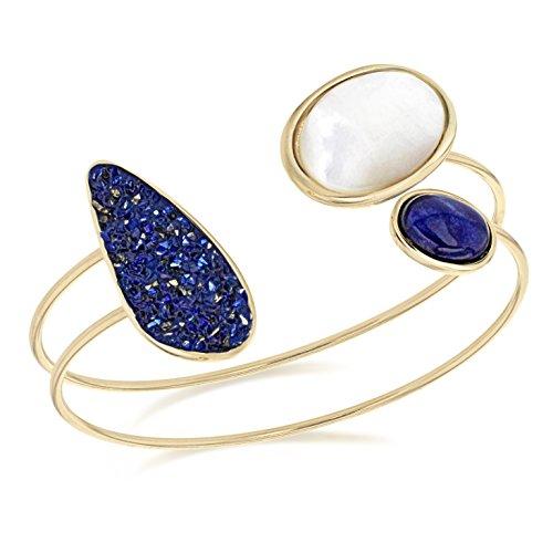 medecine-douce-pour-femme-ovale-bleu-sodalite-nacre-blanc-meteor-bracelet