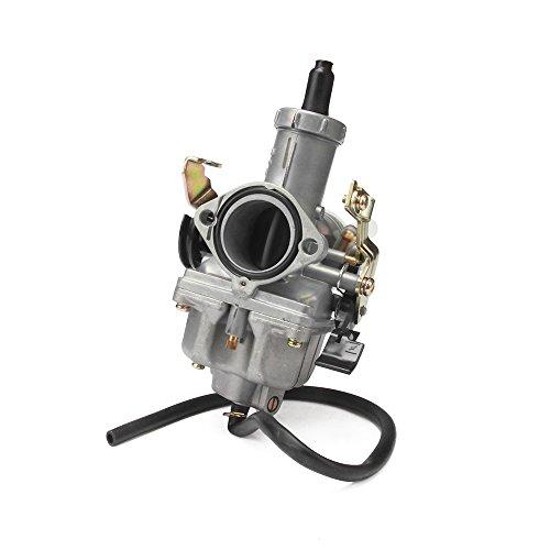 JFG RACING PZ3030mm Carb Vergaser Beschleunigung Pumpe für Motorrad 200cc 250cc Dirt Bike ATV Quad TAOTAO