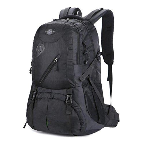 Wmshpeds Borsa a tracolla uomini femmina marea coreana borsa casual sports business borsa per computer outdoor alpinismo zaino borsa D