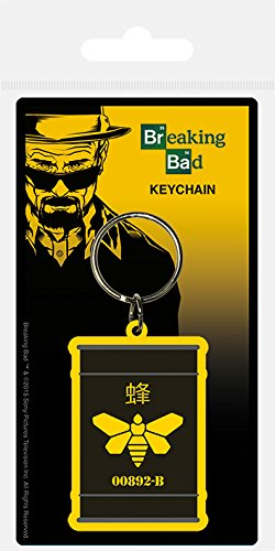 Breaking Bad 599386031 - Key-Golden Moth