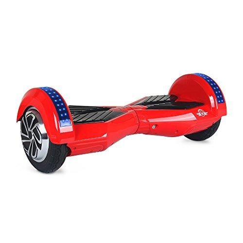 Megawheels 8' Elektro Scooter E-Balance Hoverboard E-Skateboard