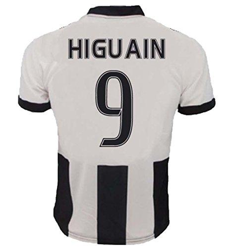 MAGLIA HIGUAIN JUVENTUS REPLICA UFFICIALE 2016-17 JUVE BAMBINO anni 12 10 8 6 4 2 HOME Gonzalo Higuaín 9 (10