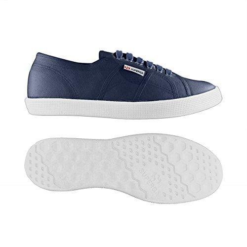Superga 2832 Nylu Unisex-Erwachsene Sneaker Navy