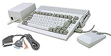 Amiga 600 Computer - mit Maus, Netzteil und RGB-Scartkabel