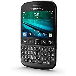 Blackberry 9720 Smartphone débloqué 3G (Ecran : 2,8 pouces - 32 Go - Micro-SIM) Noir