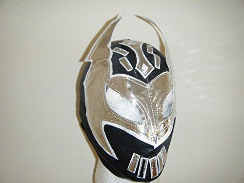 Hunico The Evil Sin Cara Mask für Kinder und Junge Teenager