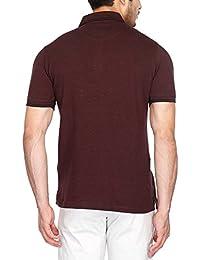 Stop Mens Slub Polo T-Shirt