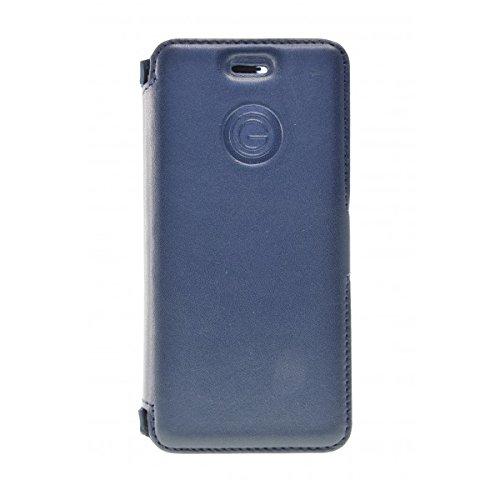 Galeli G-IP6PFOLIO-05 Folio Case in blau für Apple iPhone 6 Plus blau