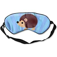 Hedgehog Cartoon 99% Eyeshade Blinders Sleeping Eye Patch Eye Mask Blindfold For Travel Insomnia Meditation preisvergleich bei billige-tabletten.eu