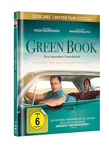 Green Book Mediabook (DVD) [Limited Edition]