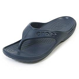 Crocs Baya Flip Unisex Erwachsene Zehentrenner Sandalen