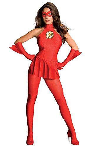 Imagen de rubbies  disfraz de superhéroe para mujer, talla xs 889048_xs