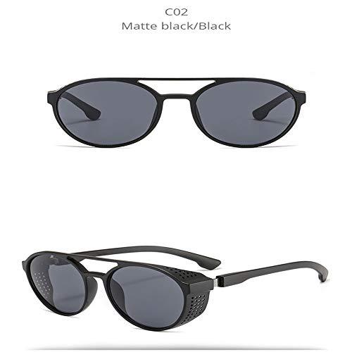 Wang-RX Weinlese-Sonnenbrille-Mann-klassische Sonnenbrille-männliche Schatten-weibliche Retro Brillen-Schutzbrille