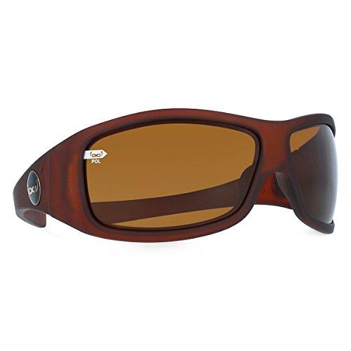 gloryfy unbreakable eyewear Sonnenbrille G3 Contour POL, braun